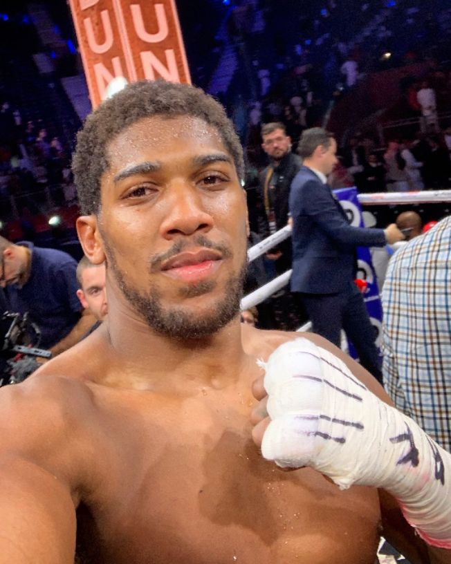 Anthony Joshua reveals why he don't have a girlfriend