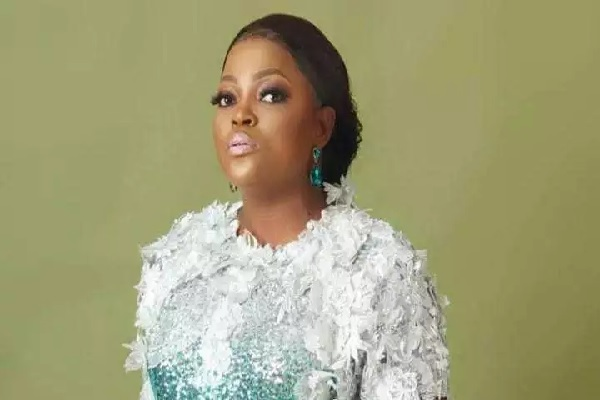 Nigerians Allegedly React As Funke Akindele Gives Shock Reply To A Fan Who Ask About Her Community Service (Screenshot)