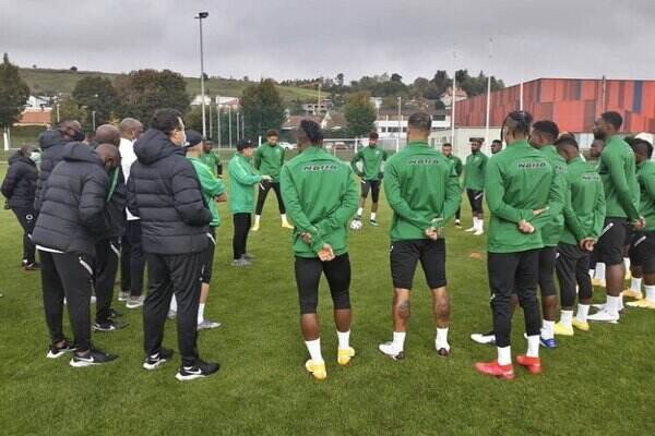 How Nigeria will Lineup against Sierra Leone in AFCON qualifier fixture