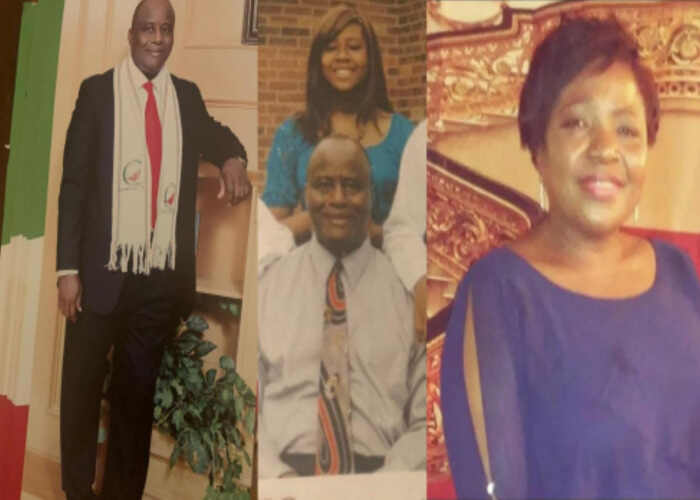 Pastor, Church Members Allegedly React To A Nigerian Doctor Who Shoots Wife, Kills Self In US