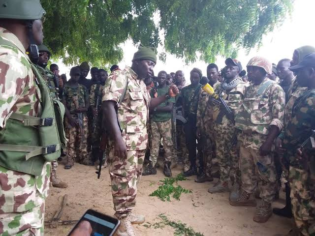 Army demotes General over leaked video on Boko Haram insurgency