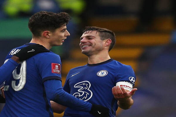 Fan calls Kai Havertz flop after he play 21 games, scored 4 goals with 2 assists for Chelsea