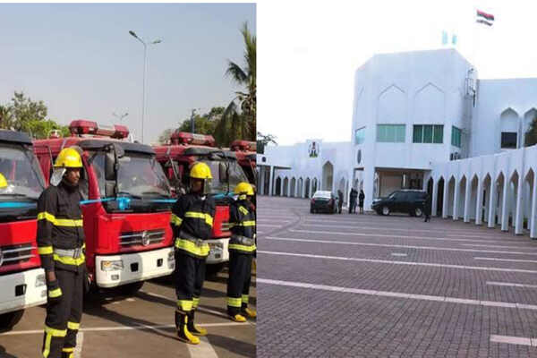 Aso Rock on fire: All you need to know about fire incident at the presidential villa