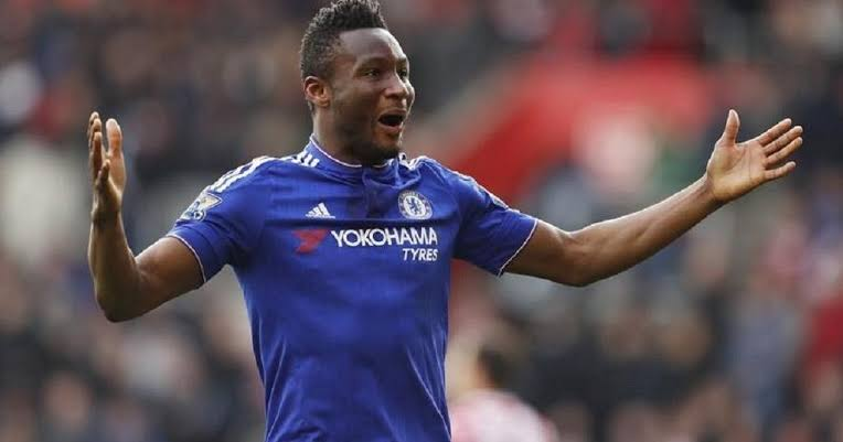 Mikel reveals how former Chelsea manager conte punished him for representing Nigeria