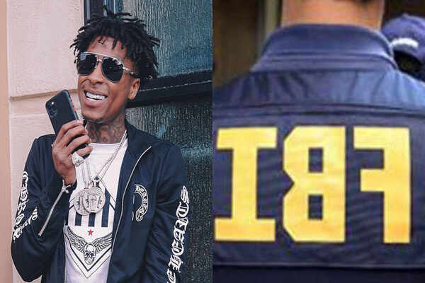 FBI arested NBA YoungBoy, Kentrell DeSean Gaulden after tracking him down with a K-9