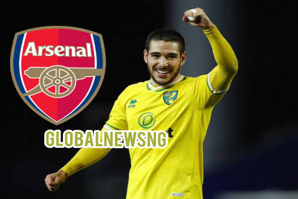 Arsenal close to complete signing Emiliano Buendia from Norwich