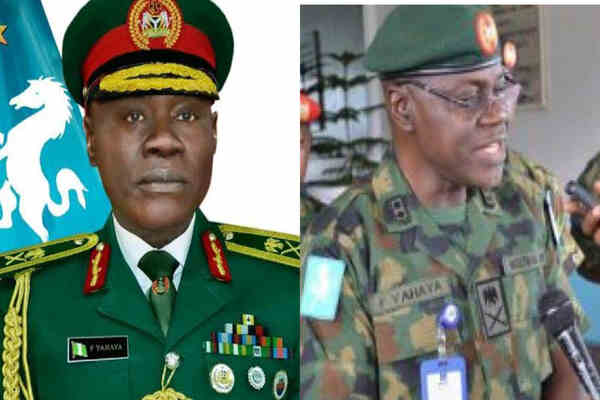 Must Chief of Army Staff come from North?, Nigerians allegedly react as president Buhari appointed Major General Farouk Yahaya as new Army chief