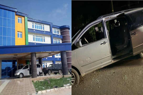 Just In: 8 killed as gunmen attack Imo State Police Headquarters