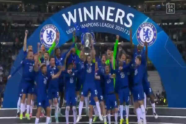 Manchester City 0-1 Chelsea highlights: Chelsea crown Champions League champion