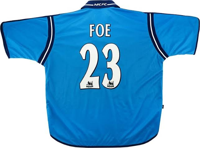 Reason Manchester City never give shirt number 23 to players