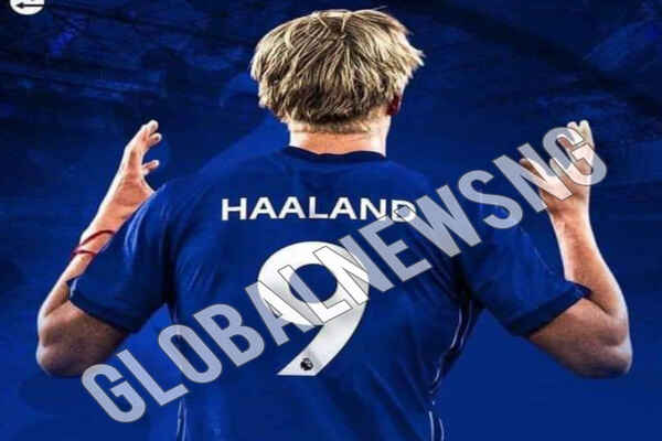 Erling Haaland to get legendary shirt number in Chelsea, if deal done