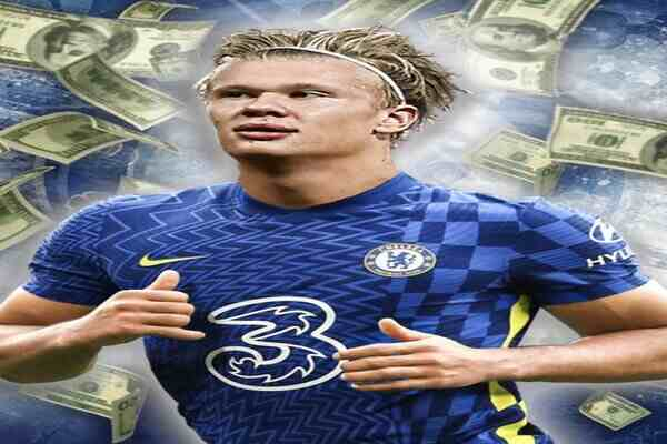 Chelsea's Marina Granovskaia agreed £154.5M personal term with Dortmund to sign Erling Haaland