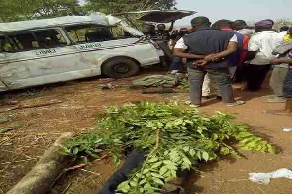 NYSC condoles with family of 5 Corps members who died on road accident