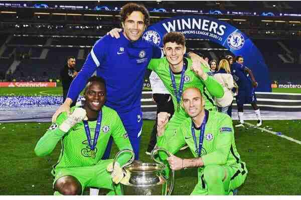 Chelsea high-rated goalkeeper sends farewell message to fans after departs the club