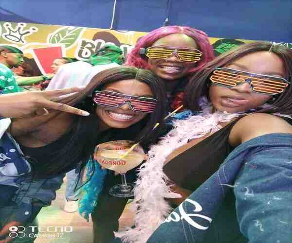 Pictures from BBNaija Season 6 2nd Saturday Night Party