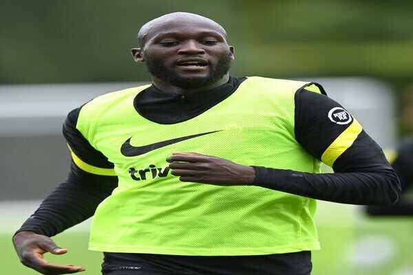 Lukaku promise fans to scores his first goal, as he tip to lead Chelsea frontline against Arsenal