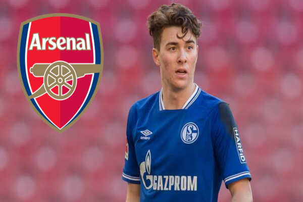 Arsenal set to complete signing of Matthew Hoppe from Schalke