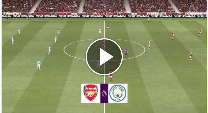 Watch Manchester City vs Arsenal Live Streaming On TV
