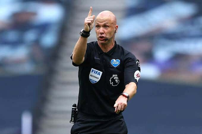 Fans react as EPL choose Anthony Taylor to ref Liverpool vs Chelsea game