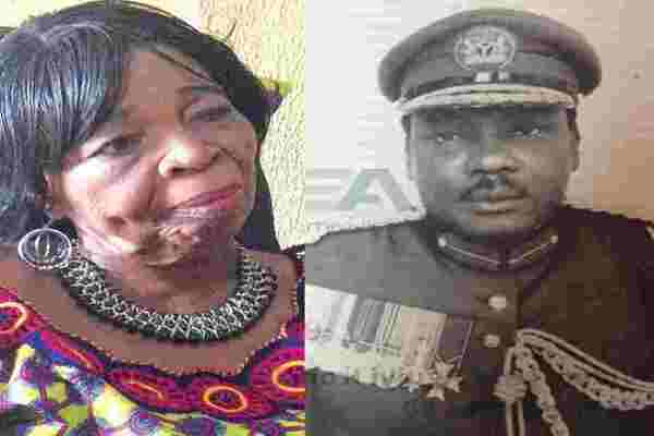 Former Nigerian head of state's wife, first lady Victoria Aguiyi-Ironsi is dead