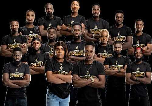 20 contestants full names and profiles of Gulder Ultimate Search season 12