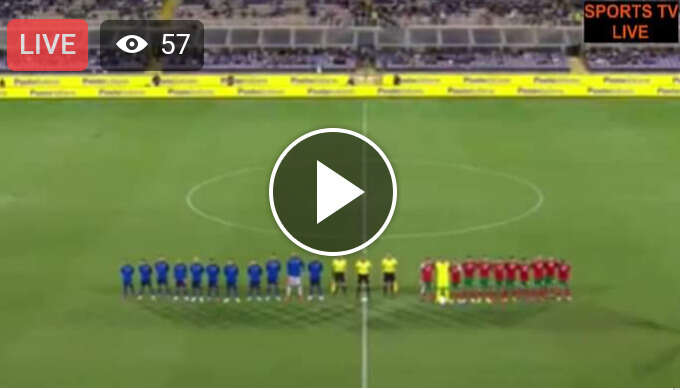 Where to watch Italy vs Bulgaria Live Streaming