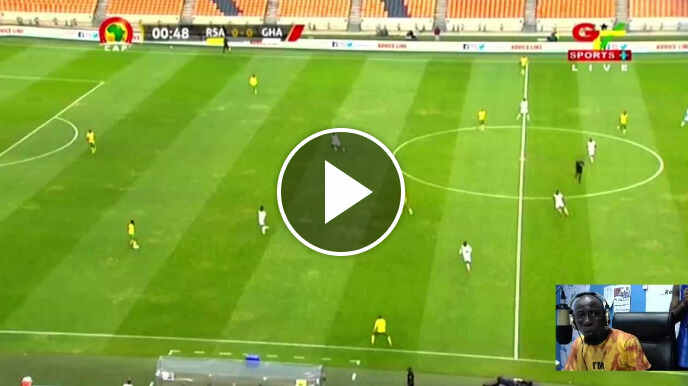Where To Watch South Africa Vs Ghana Live Streaming