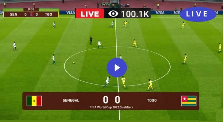 Where To Watch Senegal Vs Togo Live Streaming