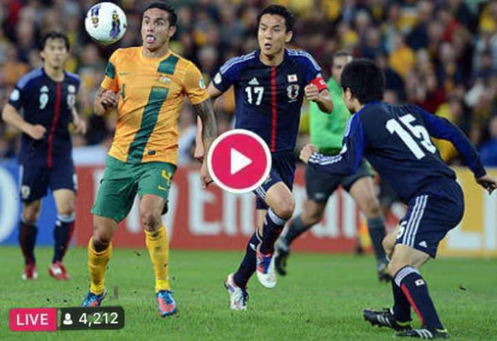 Where to Watch Japan vs Australia Live Stream, 2022 FIFA World Cup Qualifiers