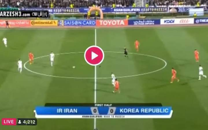 How to Watch Iran vs South Korea Live Stream Online and TV Channel