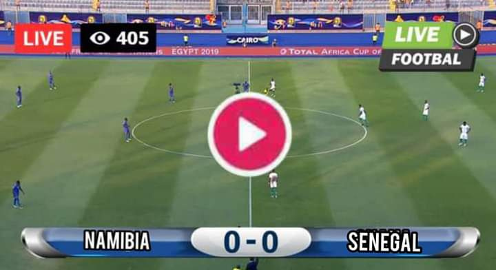 Where To Watch Namibia VS Senegal Live Stream, 2022 FIFA World Cup Qualifiers