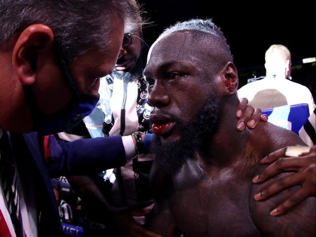 Deontay Wilder gets 6 months ban after knocking out by Fury